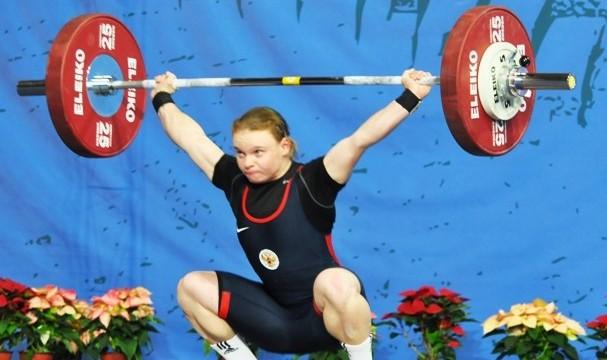 Анапчанин Чен завоевал «золото» чемпионата Российской Федерации потяжелой атлетике