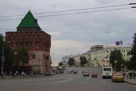 В Нижнем Новгороде 9 мая изменится движение троллейбусов и автобусов