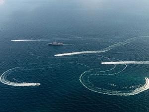 Путин назвал инцидент в Черном море провокацией Украины перед выборами