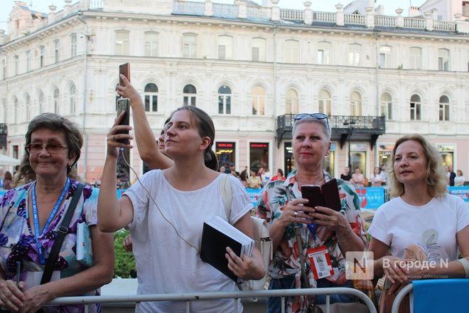 Звездный десант: юбилейный «Горький fest» стартовал в Нижнем Новгороде - фото 42
