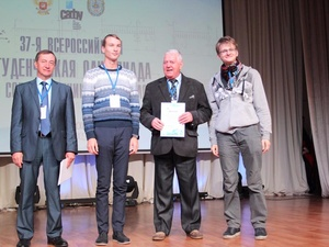 Команда НГТУ — призер Всероссийской студенческой олимпиады по сопромату