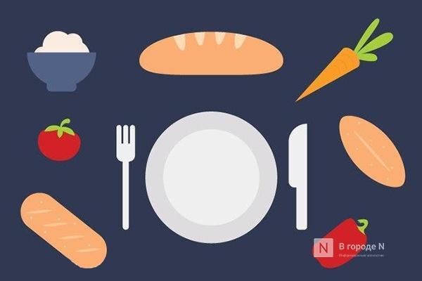 Вода на завтрак и обед: что едят дети в садиках Нижнего Новгорода