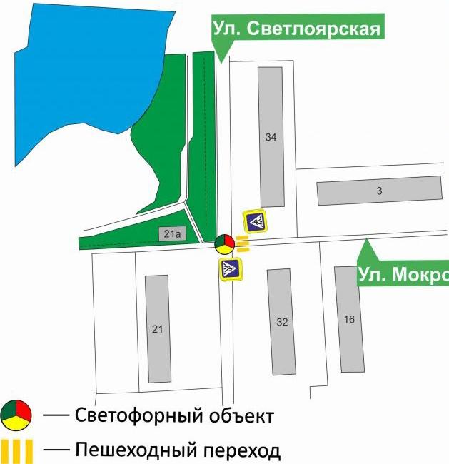 Новые пешеходные переходы появились в Сормове и в Канавине - фото 3