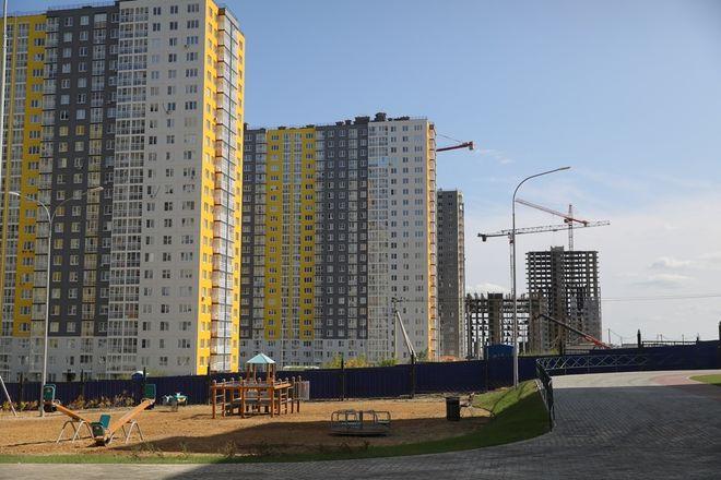 Министр строительства РФ посетил нижегородский ЖК «Анкудиновский парк» - фото 1