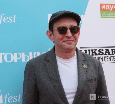 Маски на красной дорожке: звезды кино приехали на «Горький fest» в Нижний Новгород - фото 79