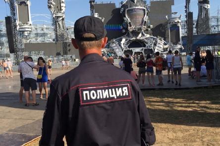Около 40 правонарушений совершили гости AFP в первый день фестиваля
