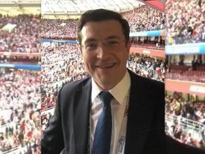 Глеб Никитин и Ольга Голодец придут смотреть матч Суперкубка на стадион «Нижний Новгород»