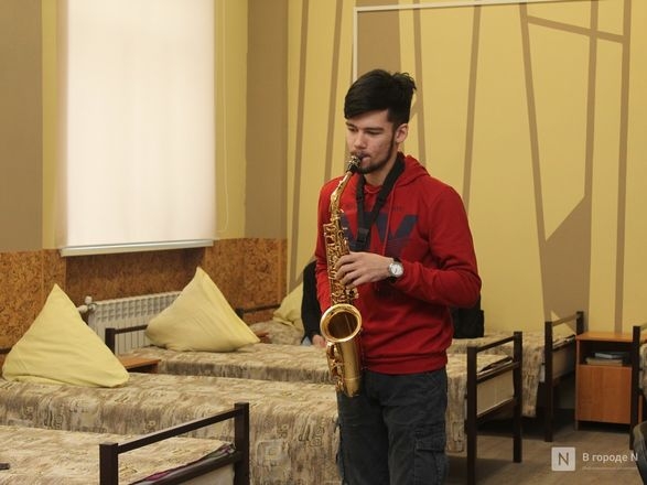 Интерьеры для талантов: как преобразился интернат Нижегородского хорового колледжа - фото 45