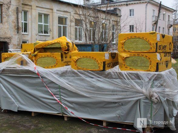 Текущую крышу в нижегородской гимназии № 67 отремонтируют через две недели - фото 19