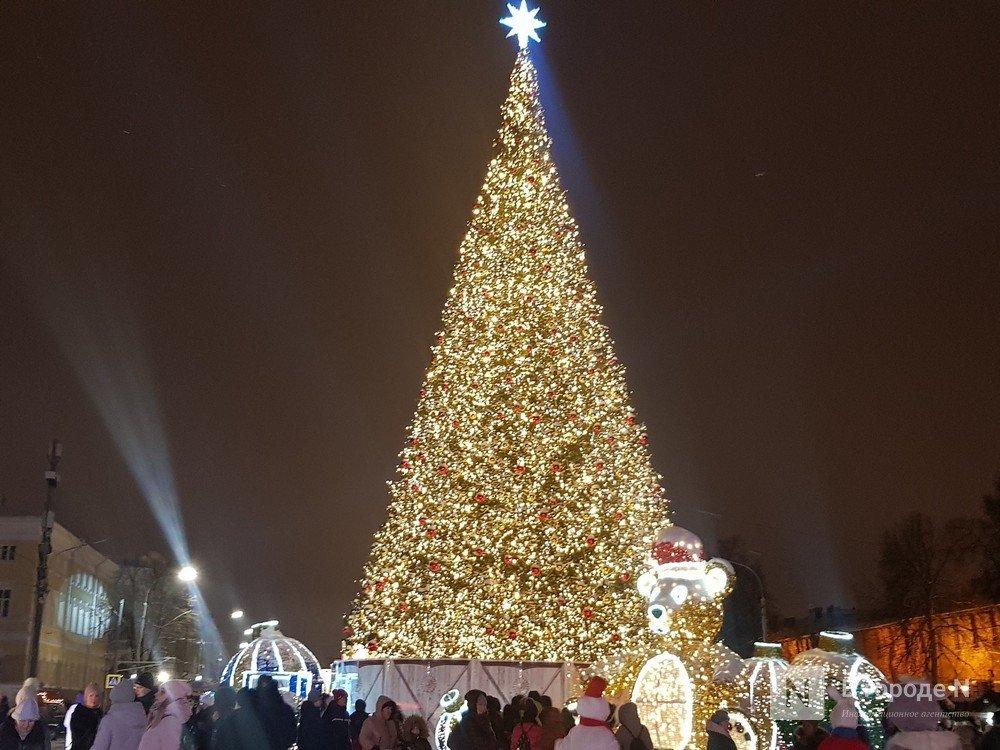 Более 14 миллионов рублей потратят на установку новогодних украшений в Нижнем Новгороде - фото 1