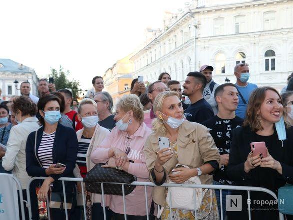 Еще больше звезд приехали на закрытие «Горький fest» в Нижний Новгород - фото 18