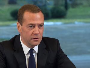Медведев обозначил зоны ответственности новых вице-премьеров