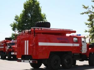 Более 20 человек эвакуировали из горящей девятиэтажки в Советском районе