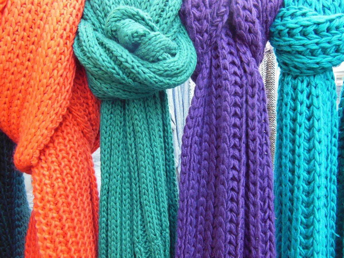 Нижегородцы отказываются от шарфов - фото 1
