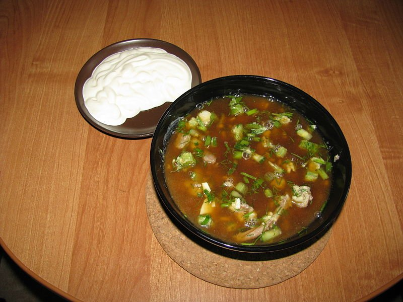 Самый летний суп: 6 лучших рецептов окрошки - фото 3