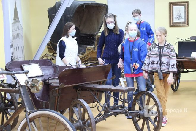 Нижегородский технический музей стал доступен незрячим людям - фото 11