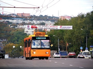Движение троллейбуса № 31 приостановят в Нижнем Новгороде