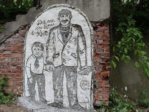 На улицах Нижнего Новгорода появились «Обитатели Миллиошки» (ФОТО)