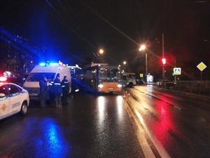Уголовное дело возбуждено по факту смертельного ДТП с автобусом в Автозаводском районе